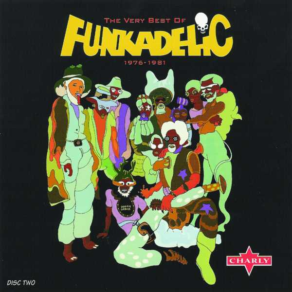 Funkadelic You And Your Folks Me And My Folks
